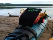 """Kayak-Camping Murray Bay is one of my favorite things to do in life.  It is serene and there is so much to do.  I like snorkeling the l800 era shipwreck """"The Bermuda.""""  Grand Island National Recreation Area, Pictured Rocks National Lakeshore, Munising Michigan, Lake Superior, Michigan's Upper Peninsula, Alger County, Michigan"""